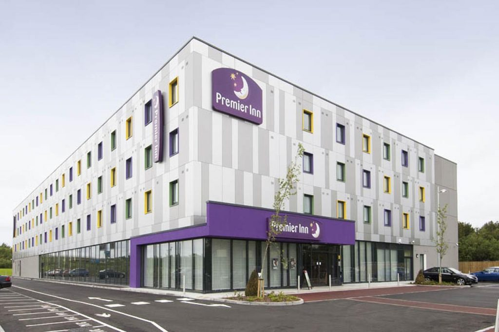 premier inn stansted 1024x681 - Hotell vid London Stansted