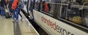 stansted express panorama 300x120 - Liverpool Street Station, London United Kingdom, June 14 2018